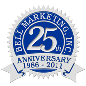 Bell Marketings 25th Anniversary!
